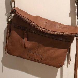 Brown Lucky Brand Crossbody Bag